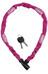 ABUS Web 1500/60 Cykellås pink